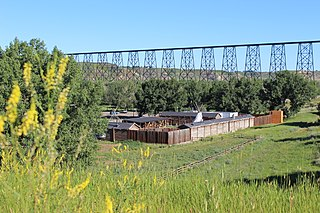 Fort Whoop-Up Human settlement in Lethbridge County, Alberta, Canada