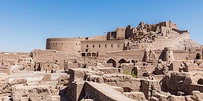 قلعة بم ومشهدها الثقافي