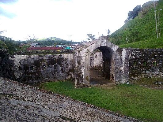 Chagres and Fort San Lorenzo