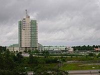 Forum Nacka sett från Nacka strand 2005-07-31.jpg