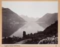 Fotografi av Lugano och Porlezza - Hallwylska museet - 103031.tif