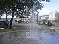 Fountain on Queen's walk - geograph.org.uk - 950625.jpg