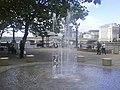 Fountain on Queen's walk - geograph.org.uk - 950625.jpg