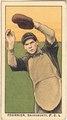 Fournier, Sacramento Team, baseball card portrait LCCN2008677321.tif