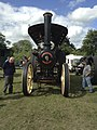Fowler traction engine 'Foremost' (15470956971).jpg