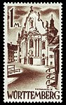 Fr. Zone Württemberg 1947 13 Kloster Zwiefalten.jpg