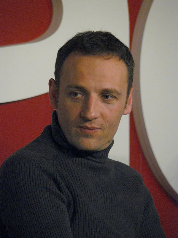 Photo François Bégaudeau via Wikidata