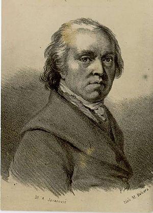 Franz Caucig - Franz Caucig, ca. 1807