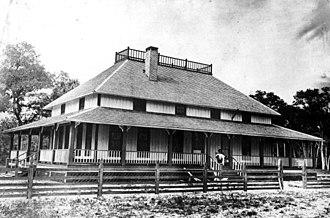 Francis A. Hendry - Image: Francis A. Hendry Home La Belle, Florida (7787856274)