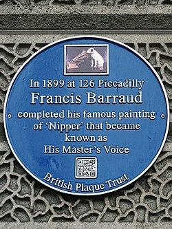 Francis barraud (british plaques trust)