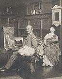 Francis Coates Jones in his studio, 1895 cropped.jpg