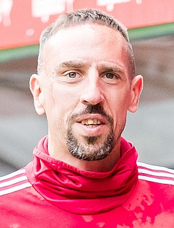 Franck Ribéry French association football player