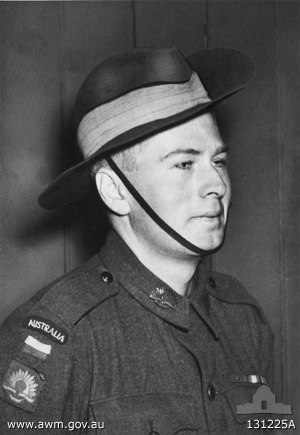8th Battalion (Australia) - Frank Partridge, who received the Victoria Cross for actions on Bougainville in 1945