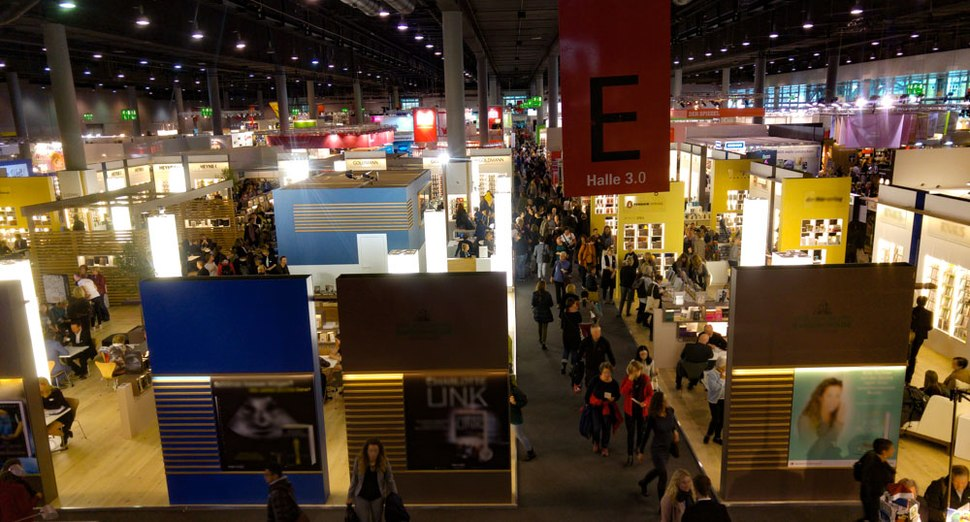 Frankfurt book fair 20161021