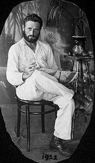Frans Blom Danish Mesoamericanist