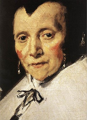 Regentesses of the Old Men's Almshouse - Image: Frans Hals Regentesses of the Old Men's Almshouse (detail) WGA11186