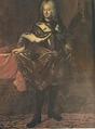 Fredrik I, 1676-1751, konung av Sverige lantgreve av Hessen-Kassel (Georg Desmarées) - Nationalmuseum - 15006.tif