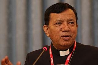 Sebastian Francis Shaw Pakistani Roman Catholic archbishop (born 1957)