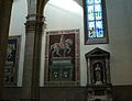 Fresc de John Hawkwood de Paolo Ucello, interior de Santa Maria del Fiore.JPG