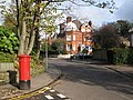 Frognal, north of Oak Hill Park, NW3 - geograph.org.uk - 1072801.jpg