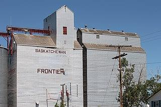 Frontier, Saskatchewan Village in Saskatchewan, Canada