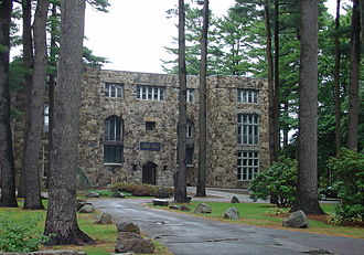 Gordon College (Massachusetts) - Frost Hall