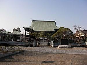Fumon-ji Temple, Yashio.jpg