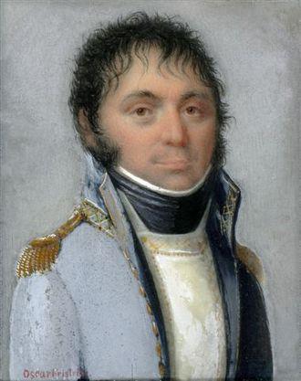 Olympe de Gouges - Her son, Pierre Aubry
