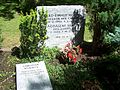 Göttingen Stadtfriedhof Grab Herlyn und Winner.JPG