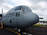 G-273 - C130 - Royal Netherlands Air Force