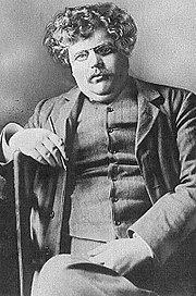 K Chesterton Gilbert Keith Chesterton, conhecido como G. K. Chesterton, (Londres ...