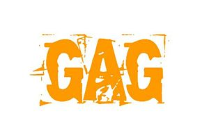 The seventh logo of GAG