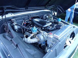 GMC V8 engine Motor vehicle engine