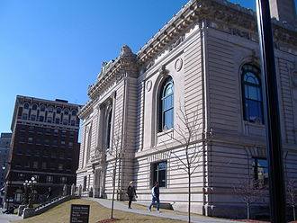 Grand Rapids Public Library - Main library