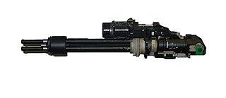 GShG-7.62 machine gun Gatling-type Multiple-barrel firearm