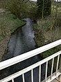 Gaddesby Brook from Ashby Road bridge - geograph.org.uk - 1206836.jpg