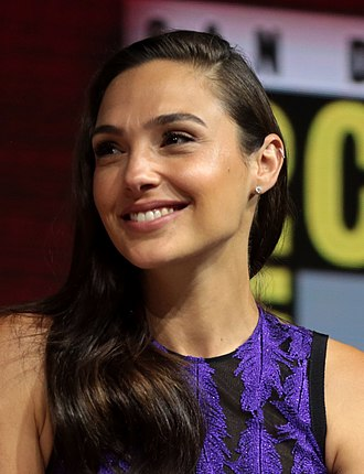 Gal Gadot - Gadot at the San Diego Comic-Con panel for Wonder Woman 1984 in 2018