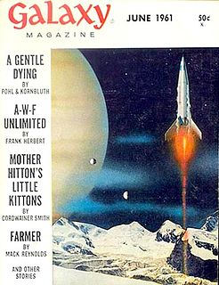 Mother Hittons Littul Kittons short story by Cordwainer Smith