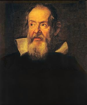 Galileo Galilei, a renowned Italian scientist ...