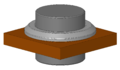 Gamma-seal type-9rb mounted vertical-shaft.png
