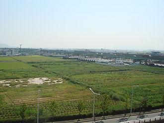Gangseo District, Busan - Farmland