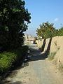 Garden Way - Wall - trees - streamlet - 17 Shahrivar st - Nishapur 30.JPG