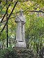 Garden of the Franciscan monastery in Katowice Panewniki 031.JPG
