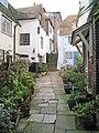 Garden off High Street - geograph.org.uk - 1259510.jpg