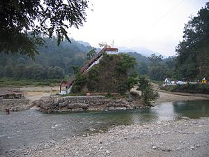 Ramnagar, Uttarakhand - Garjiya Devi Temple on the Kosi River