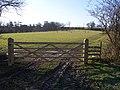 Gate, Stile and Footpath junction near Hayden Wood - geograph.org.uk - 1656724.jpg