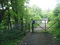 Gate at Millheugh bridge - geograph.org.uk - 844451.jpg
