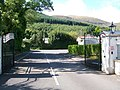 Gateway to Bonny's Caravan Park, Tullybrannigan Road - geograph.org.uk - 1471436.jpg