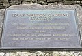 Gauging Station plaque, Dovedale - geograph.org.uk - 701714.jpg