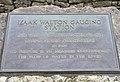 Gauging Station plaque, Dovedale - geograph.org.uk - 701714.jpg